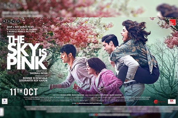 The Sky Is Pink Movie Ticket Offers, Online Booking, Ticket Price, Reviews and Ratings