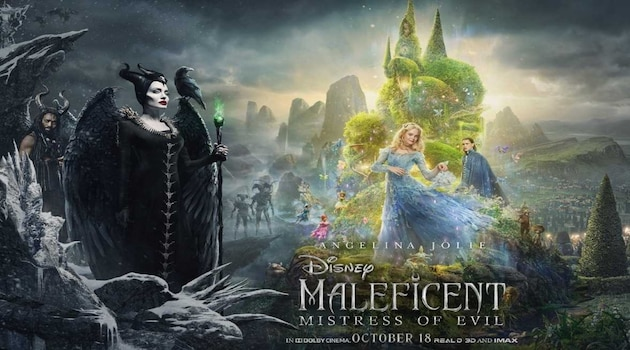 Maleficent: Mistress of Evil Movie Ticket Offers, Online Booking, Ticket Price, Reviews and Ratings