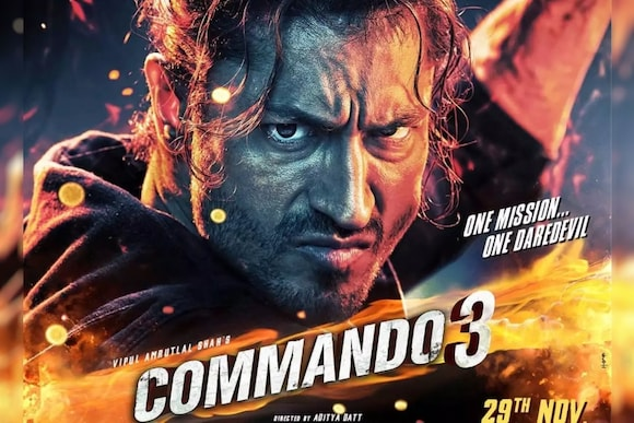 Commando 3 Movie Ticket Offers, Online Booking, Ticket Price, Reviews and Ratings