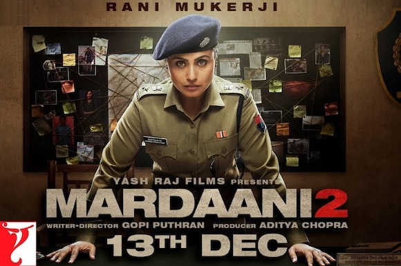 Mardaani 2 Movie Ticket Offers, Online Booking, Ticket Price, Reviews and Ratings
