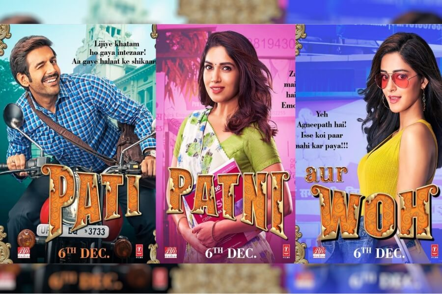 Pati Patni Aur Woh Movie Ticket Offers, Online Booking, Ticket Price, Reviews and Ratings