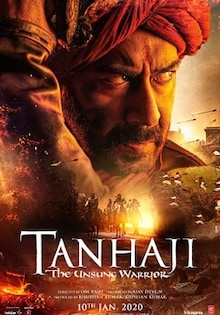 Tanhaji Movie Release Date, Cast, Trailer, Songs, Review