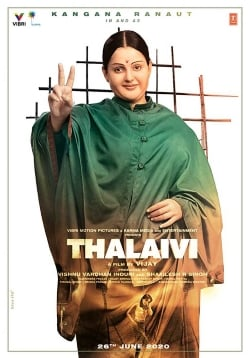 Thalaivi Movie Release Date, Cast, Trailer, Songs, Review