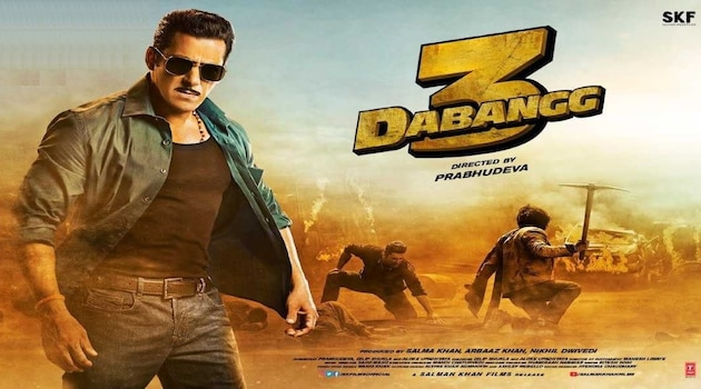 Dabangg 3 Movie Ticket Offers, Online Booking, Ticket Price, Reviews and Ratings