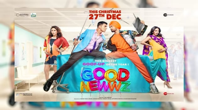 Good Newwz Movie Ticket Offers, Online Booking, Ticket Price, Reviews and Ratings