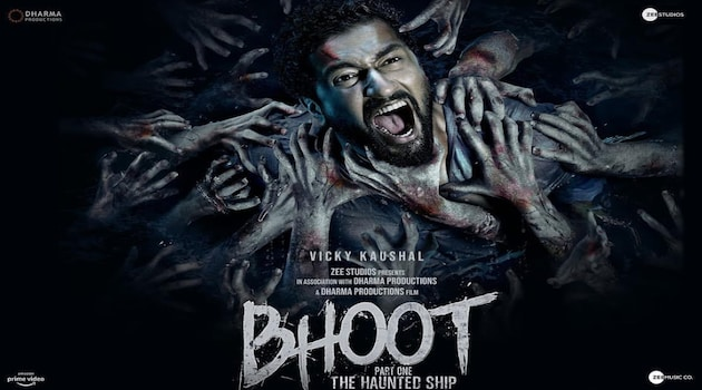 Bhoot - Part One: The Haunted Ship Movie Ticket Offers, Online Booking, Ticket Price, Reviews and Ratings