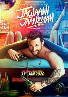 Jawaani Jaaneman Movie Release Date, Cast, Trailer, Songs, Review