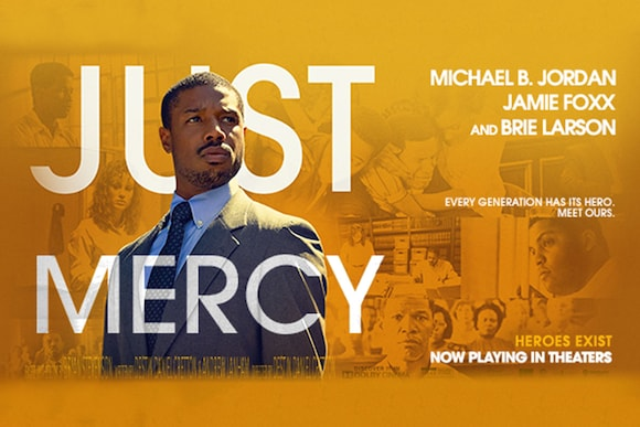 Just Mercy Movie Ticket Offers, Online Booking, Ticket Price, Reviews and Ratings