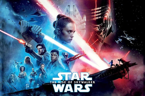 Star Wars: The Rise of Skywalker Movie Ticket Offers, Online Booking, Ticket Price, Reviews and Ratings