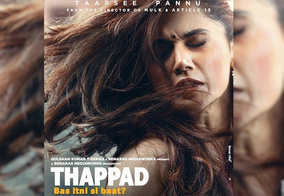 Thappad Movie Ticket Offers, Online Booking, Ticket Price, Reviews and Ratings