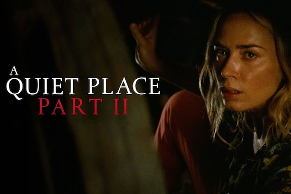 A Quiet Place Part II Movie Ticket Offers, Online Booking, Ticket Price, Reviews and Ratings