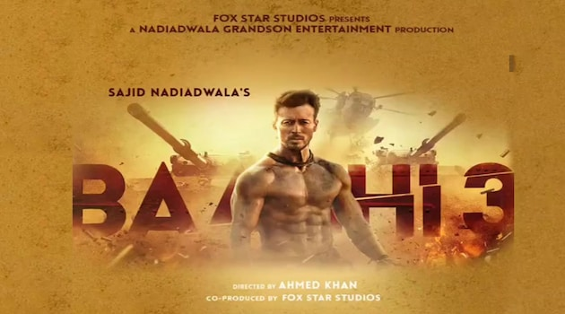 Baaghi 3 Movie Ticket Offers, Online Booking, Ticket Price, Reviews and Ratings