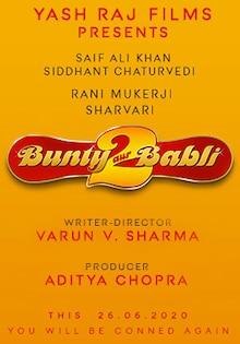 Bunty Aur Babli 2 Movie Official Trailer, Release Date, Cast, Songs, Review, Rating