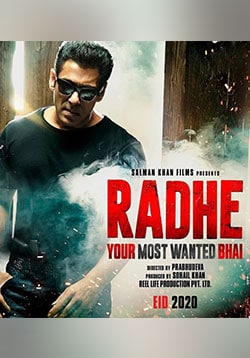 Radhe Movie Official Trailer, Release Date, Cast, Songs, Review