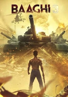 Baaghi 3 Movie Release Date, Cast, Trailer, Songs, Review