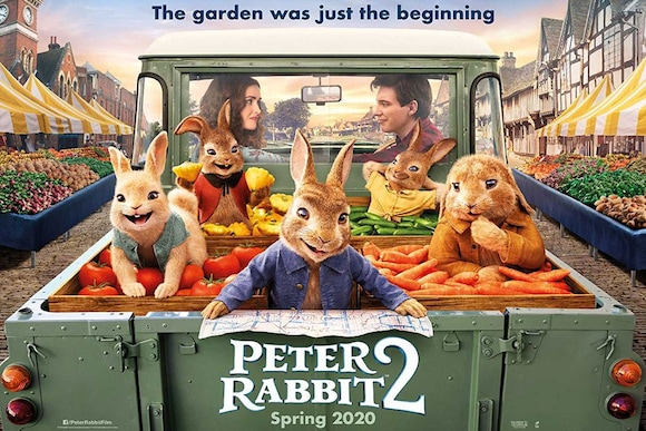 Peter Rabbit 2: The Runaway Movie Ticket Offers, Online Booking, Ticket Price, Reviews and Ratings