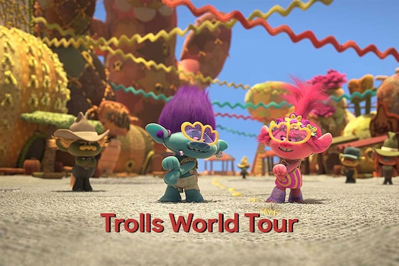 Trolls World Tour Movie Ticket Offers, Online Booking, Ticket Price, Reviews and Ratings