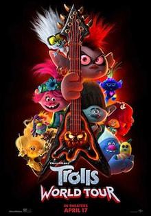 Trolls World Tour Movie Release Date, Cast, Trailer, Review