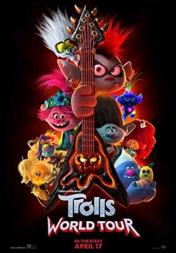 Trolls World Tour Movie Release Date, Cast, Trailer, Review