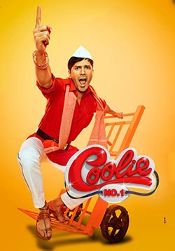 Coolie No.1 Movie Release Date, Cast, Trailer, Songs, Review