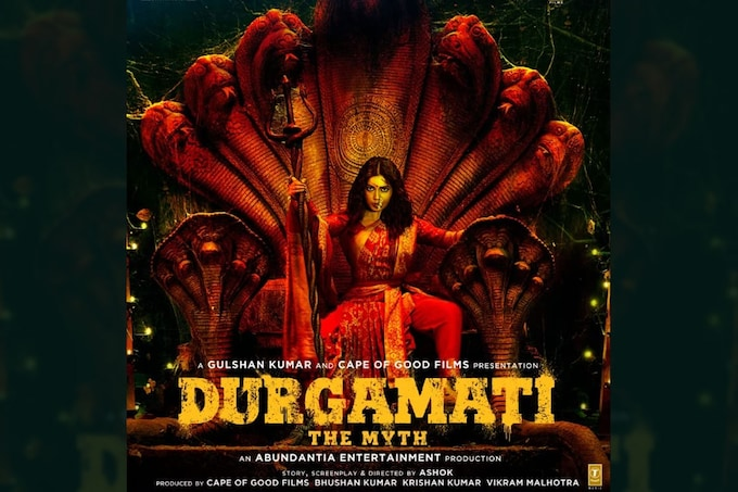 Durgamati - The Myth Movie Ticket Offers, Online Booking, Trailer, Songs and Ratings