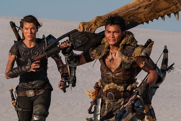 Monster Hunter Movie Ticket Offers, Online Booking, Ticket Price, Reviews and Ratings