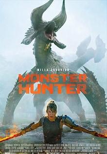 Monster Hunter Movie Release Date, Cast, Trailer, Review