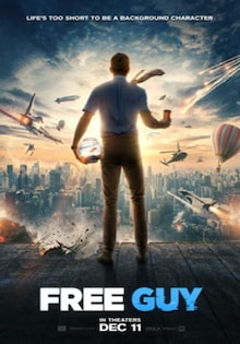 Free Guy Movie Release Date, Cast, Trailer, Review