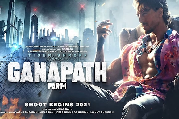 Ganapath Part-1 Movie Ticket Offers, Online Booking, Ticket Price, Reviews and Ratings