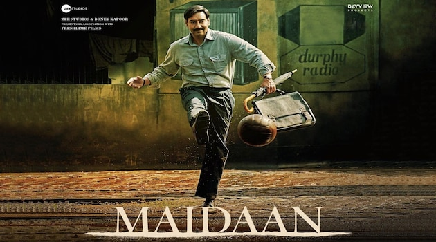 Maidaan Movie Ticket Offers, Online Booking, Ticket Price, Reviews and Ratings