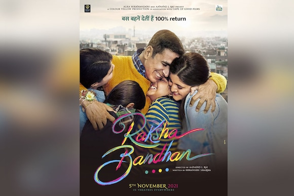 Raksha Bandhan Movie Ticket Offers, Online Booking, Ticket Price, Reviews and Ratings