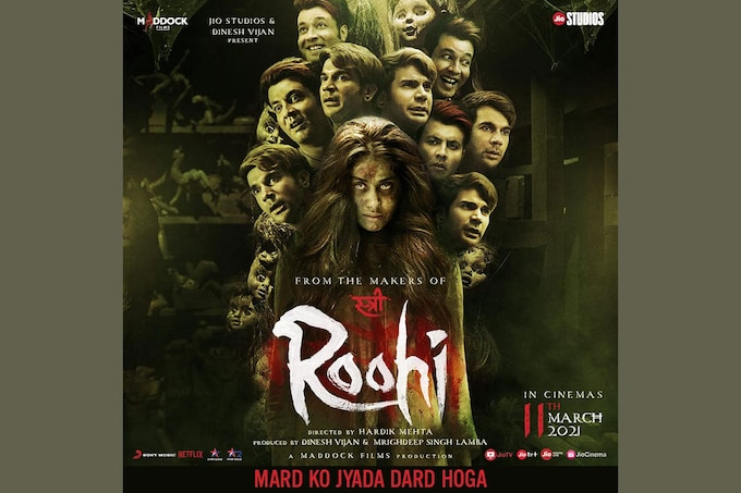 Roohi Movie Ticket Offers, Online Booking, Trailer, Songs and Ratings