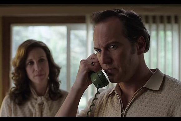 The Conjuring: The Devil Made Me Do It Movie Ticket Offers, Online Booking, Ticket Price, Reviews and Ratings