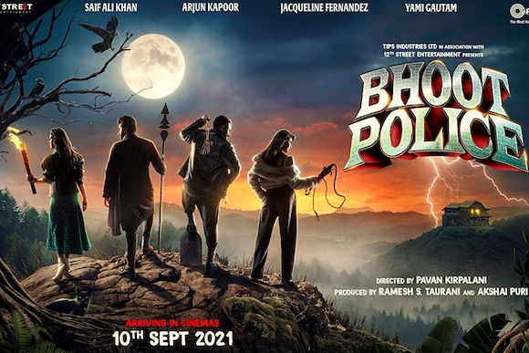 Bhoot Police Movie Ticket Offers, Online Booking, Ticket Price, Reviews and Ratings