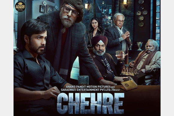Chehre Movie Ticket Offers, Online Booking, Ticket Price, Reviews and Ratings
