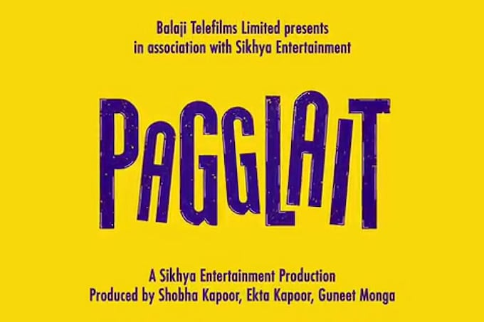 Pagglait Movie Ticket Offers, Online Booking, Trailer, Songs and Ratings