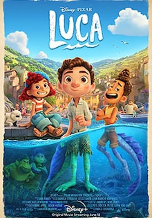 Luca Movie Release Date, Cast, Trailer, Review