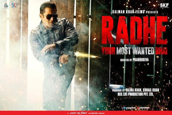 Radhe Movie Ticket Offers, Online Booking, Ticket Price, Reviews and Ratings