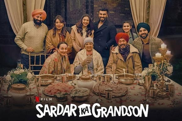 Sardar ka Grandson Movie Ticket Offers, Online Booking, Ticket Price, Reviews and Ratings