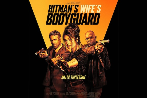 Hitman's Wife's Bodyguard Movie Ticket Offers, Online Booking, Ticket Price, Reviews and Ratings