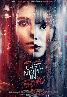 Last Night in Soho Movie Official Trailer, Release Date, Cast, Songs, Review