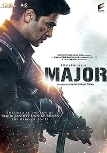 Major Movie Official Trailer, Release Date, Cast, Songs, Review