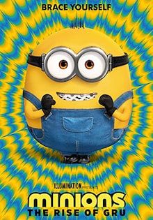 Minions: The Rise of Gru Movie Release Date, Cast, Trailer, Review