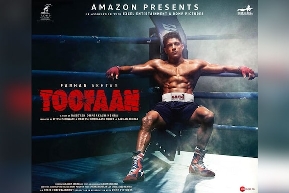 Toofaan Movie Ticket Offers, Online Booking, Ticket Price, Reviews and Ratings