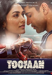 Toofaan Movie Official Trailer, Release Date, Cast, Songs, Review