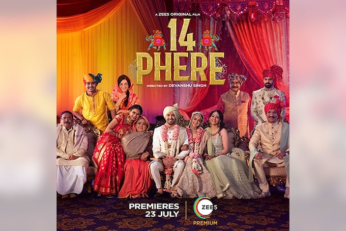 14 Phere Movie Ticket Offers, Online Booking, Trailer, Songs and Ratings