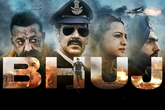 Bhuj: The Pride of India Movie Ticket Offers, Online Booking, Ticket Price, Reviews and Ratings