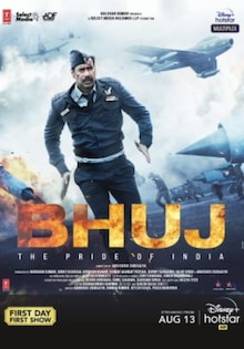 Bhuj: The Pride of India Movie Official Trailer, Release Date, Cast, Songs, Review