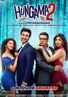 Hungama 2 Movie Official Trailer, Release Date, Cast, Songs, Review