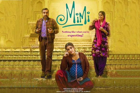 Mimi Movie Ticket Offers, Online Booking, Ticket Price, Reviews and Ratings